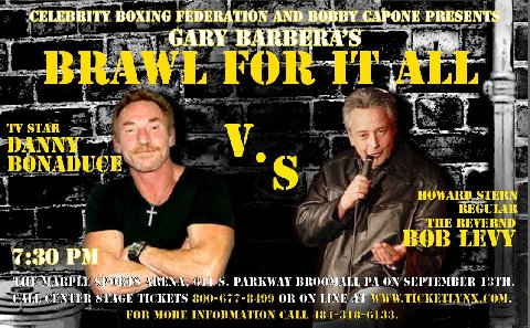 Bonaduce vs Levy